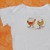 baby clothes applique