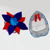 baby hair clips pattern