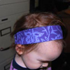 baby headband pattern