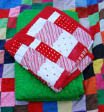 baby quilt pattern easy