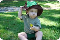 baby sunhat