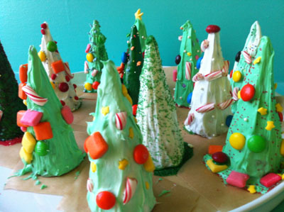 christmas toddler trees