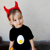 baby deviled egg costume