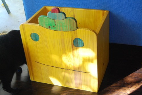 free toy box plans handmade