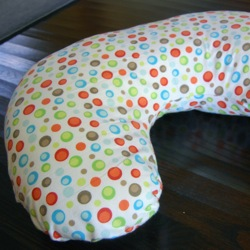 handmade nursing pillow