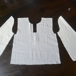 kids tunic pattern