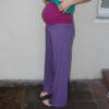 maternity clothing pants pattern