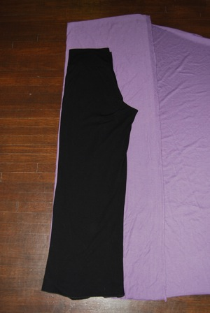 materity yoga pants