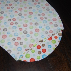 nursing pillow slipcover pieces