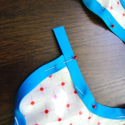 pocket baby bib patterns