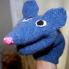mouse puppet pattern