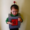 robot halloween costume pattern