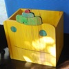 toy box for nursery