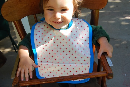 baby bib patterns