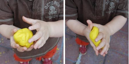 homemade playdoughrecipe