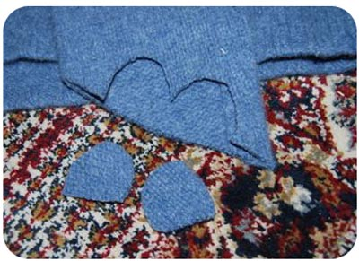felted sweater instructions