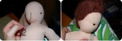 waldorf doll how to