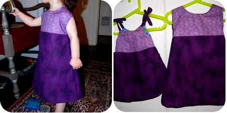 2t toddler dress pattern