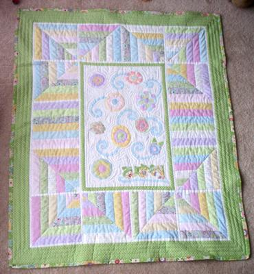 Baby Quilt Patterns to Download - Quilting Patterns for