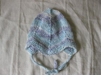 The hat without Terry, front view
