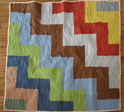 Big Stair Quilt