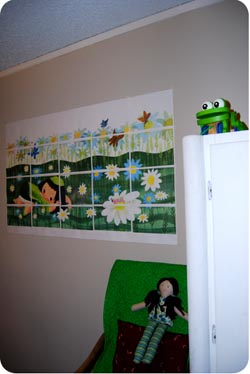 cheap nursery decor