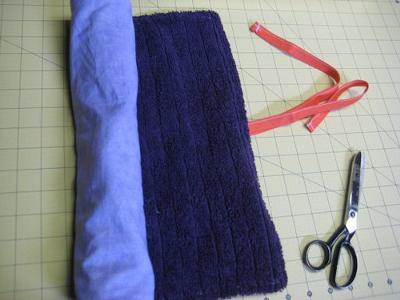 how to make a towel diaper for adults