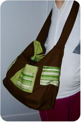 free diaper bag sewing pattern Free Handbag Sewing Patterns