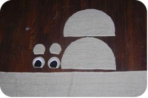 Owl Hooded Towel Pattern and Tutorial - Crazy Little Projects
