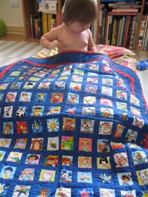Baby and Toddler Quilt Patterns - About
