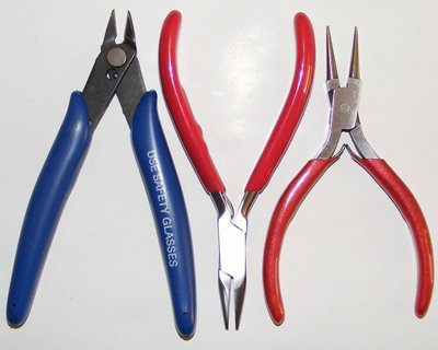 Jewelry Making Pliers