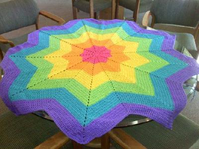 Huge Baby Blanket Knitting Pattern Gallery Submitted By Our Readers