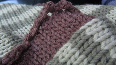 Picot Bind-off