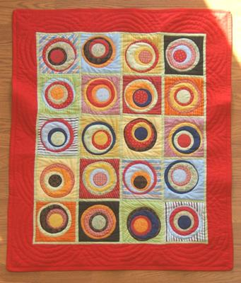Christine Thresh's Quilting Patterns and free paper