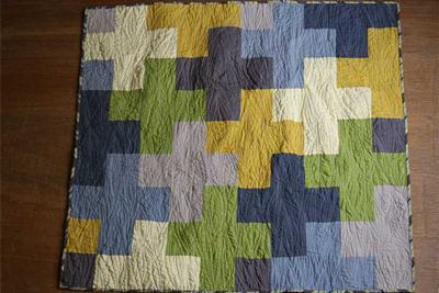 Plus Quilt for Owen