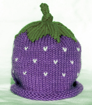 Purple Strawberry