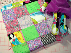 Quilt for Remi
