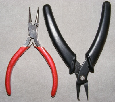 Round Nose Pliers Split Ring Pliers