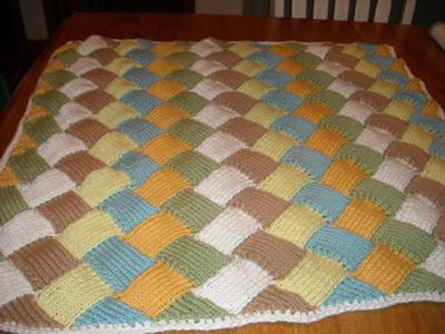 Machine Knit Baby Blanket Pattern : Huge Baby Blanket Knitting Pattern Gallery Submitted By Our Readers