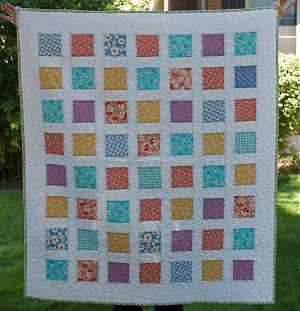 Sane and Simple quilt : how to make simple quilt - Adamdwight.com