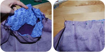 sew bodice skirt