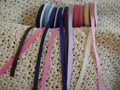 Which color ribbon will I need?