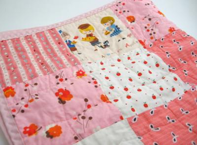 Madelyn's Baby Quilt