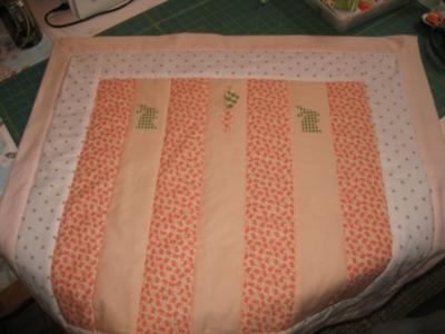 Carrot Patch Quilt