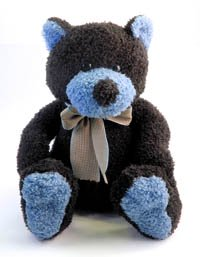 clean stuffed toy