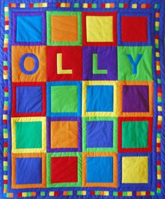 Olly's Quilt