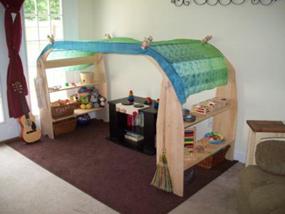 Jakob's play space