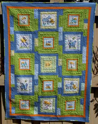 The Unknown Baby Quilt